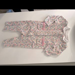 Baby Ralph Lauren Floral Coverall